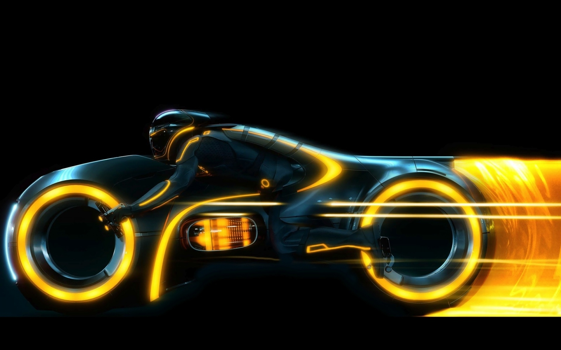 TRON Legacy Full HD Wallpaper And Background Image