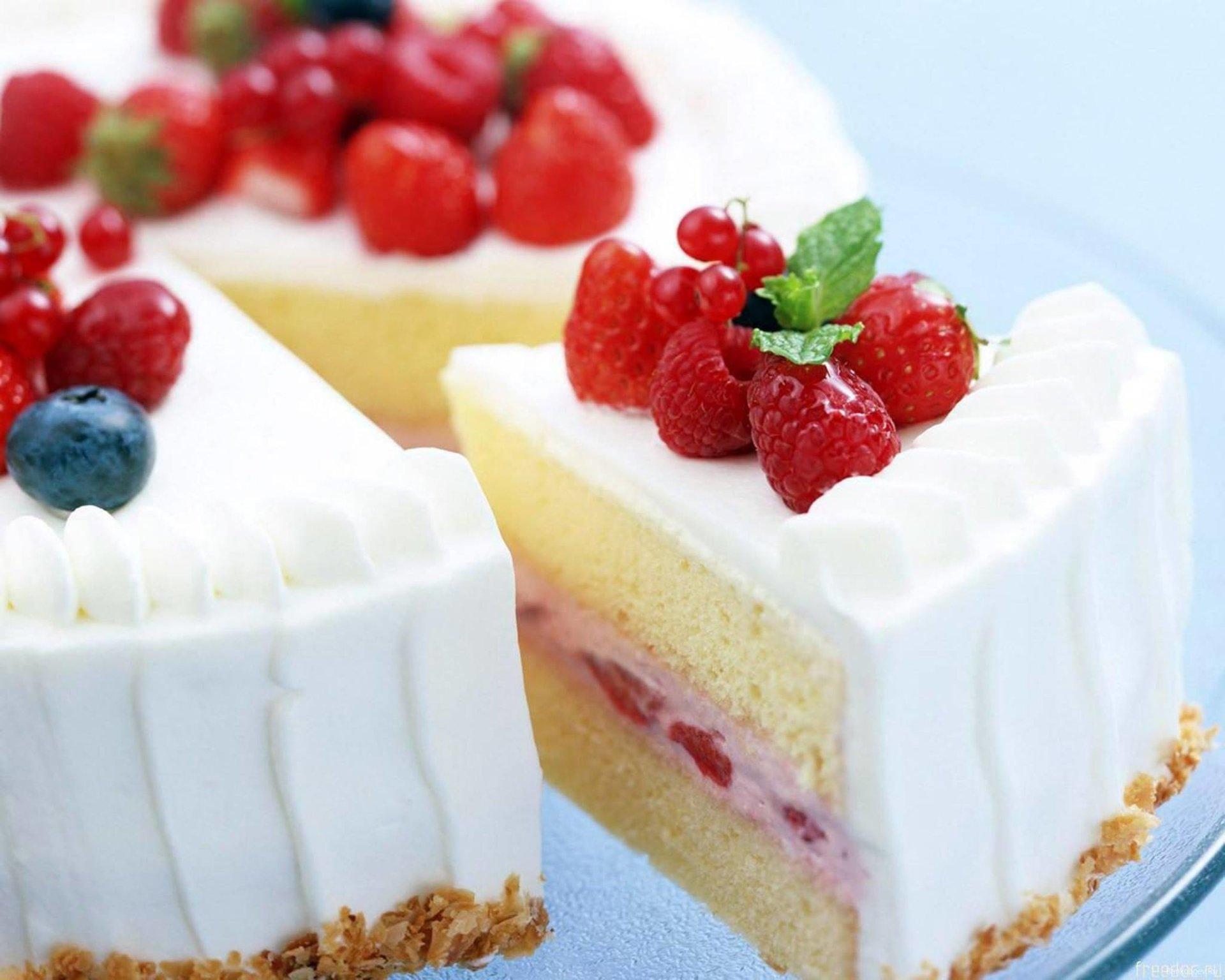 Food - Cake  Wallpaper