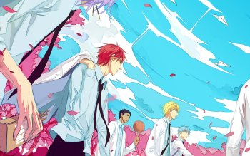 Anime - Kuroko No Basket Wallpapers and Backgrounds ID : 270432
