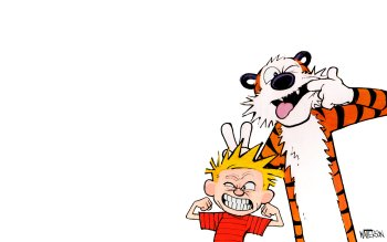 Cartoon - Calvin And Hobbes Wallpapers and Backgrounds ID : 270572