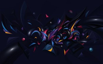Abstract - Colors Wallpapers and Backgrounds ID : 270970