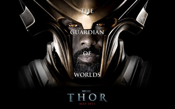 Movie Thor Heimdall Idris Elba HD Wallpaper | Background Image