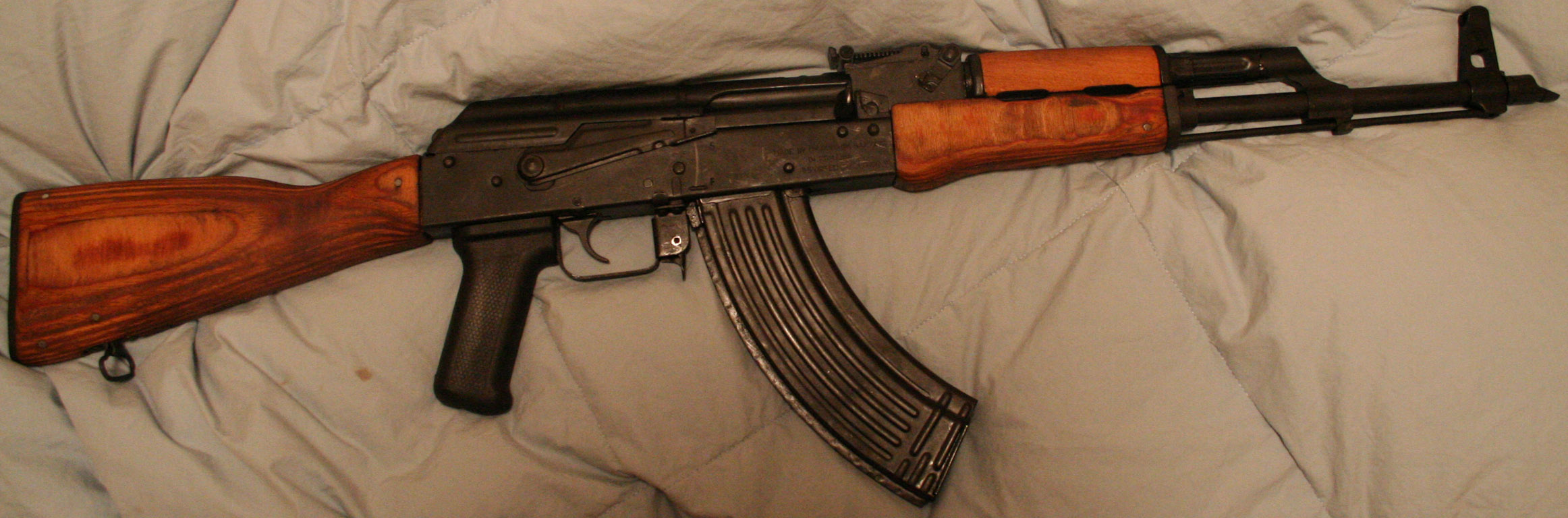 AK 47 Wallpaper And Background Image