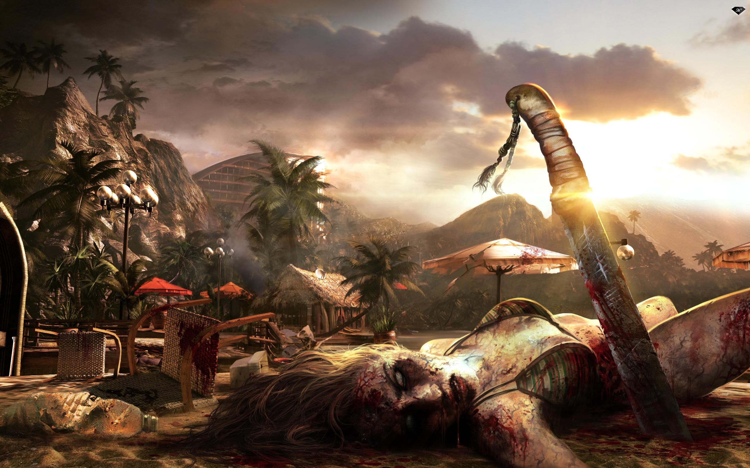 Dead Island Xian Wallpaper