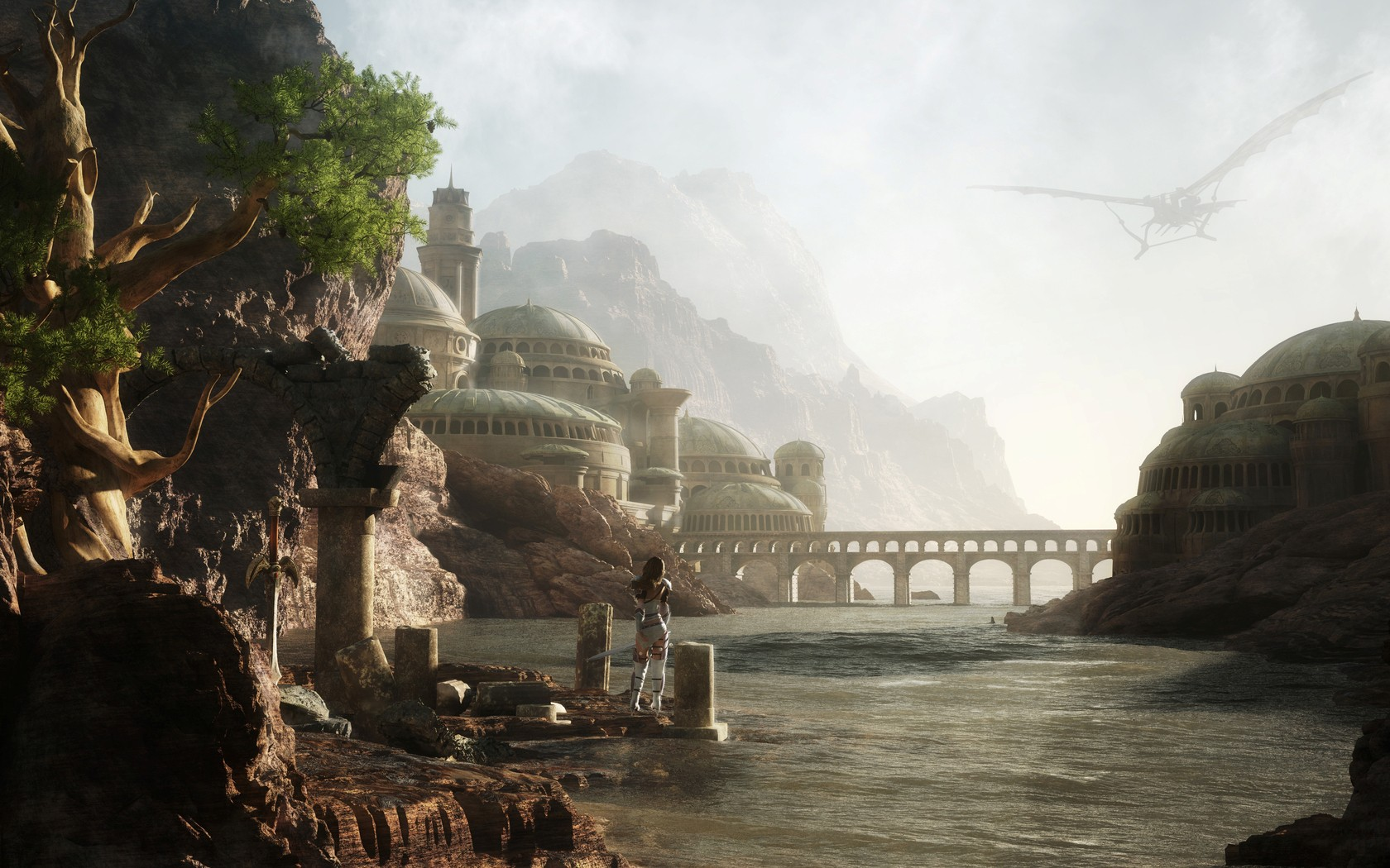 World Wallpaper Sci Fi Wallpaper: Steampunk Wallpaper And Background Image