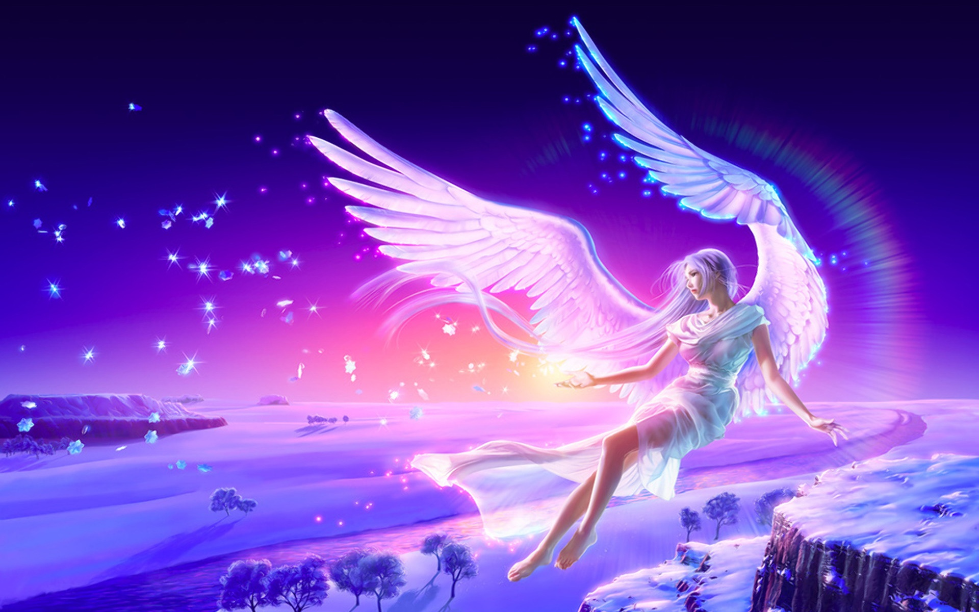 angel wallpapers for laptops - photo #4