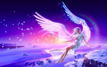 Fantasy - Angel Wallpapers and Backgrounds ID : 272710