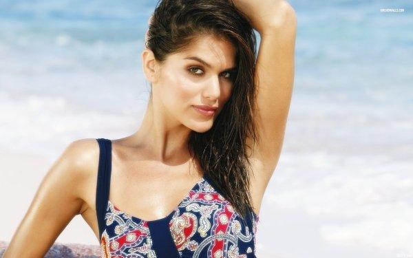 Women Anahi Gonzales Models Peru HD Wallpaper | Background Image