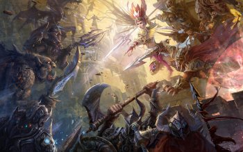 Fantasy - Battle Wallpapers and Backgrounds ID : 273862