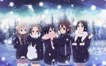 Anime - K-ON! Wallpapers and Backgrounds ID : 273992