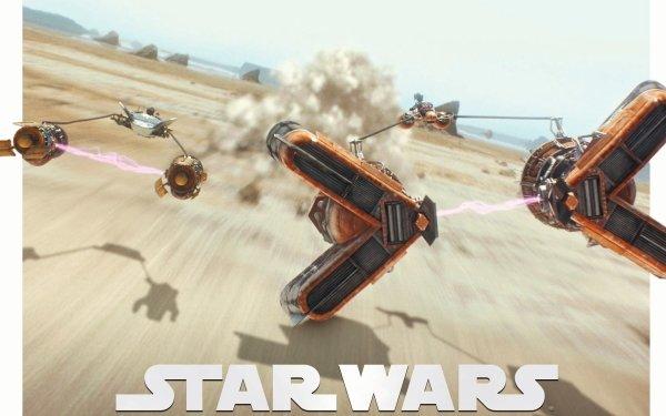 Movie Star Wars Episode I: The Phantom Menace Star Wars podracer Star Wars: Episode I - The Phantom Menace HD Wallpaper | Background Image