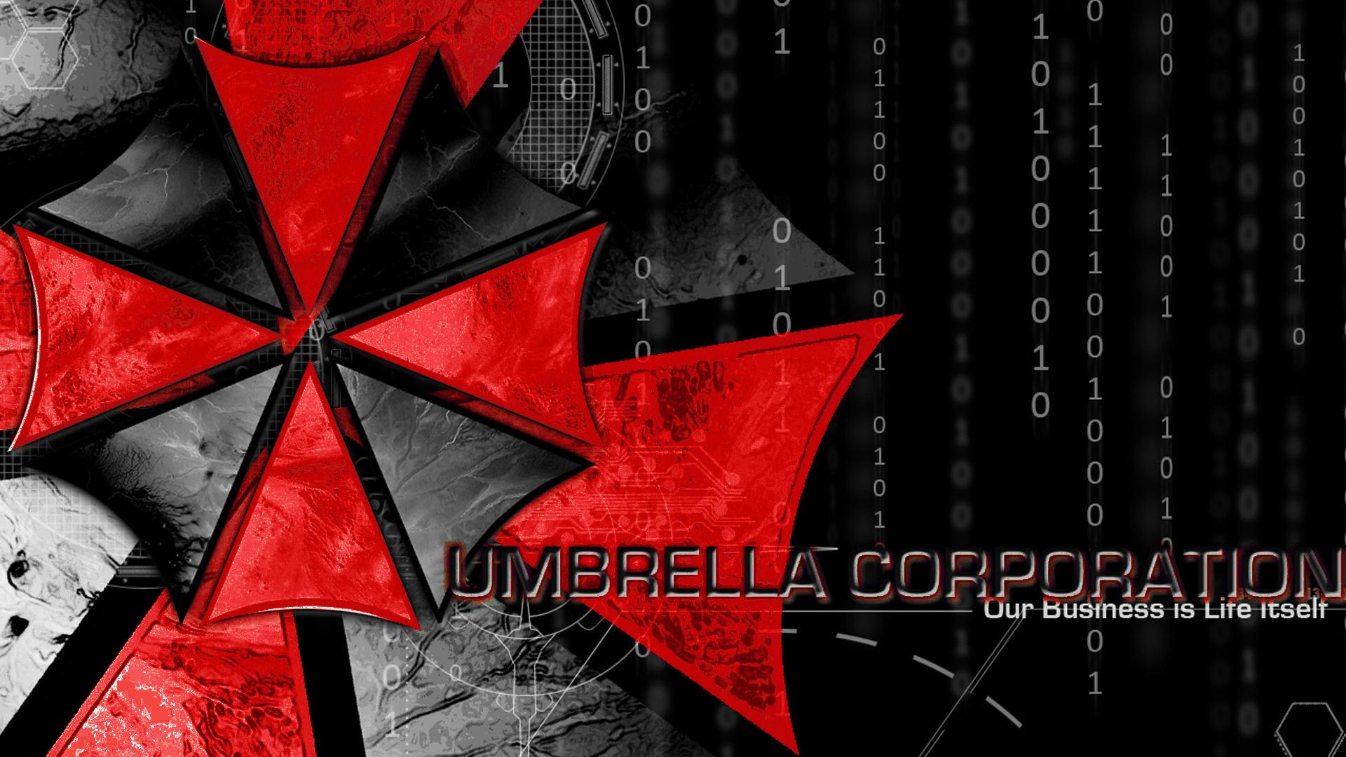 Umbrella Corporation Wallpaper 1080p Resident Evil Full HD ...