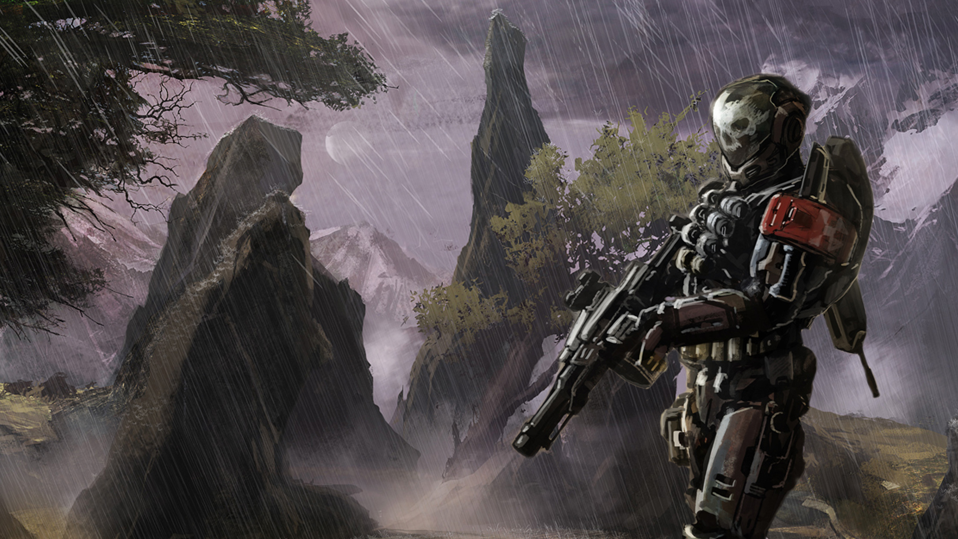 Best Fan Wallpapers: Halo Wallpaper And Background Image