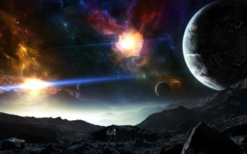 Sci Fi - Landscape Wallpapers and Backgrounds ID : 274642