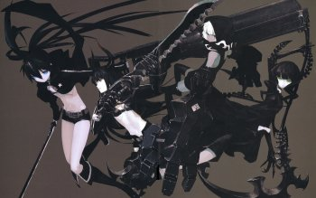 Anime - Black Rock Shooter Wallpapers and Backgrounds ID : 275970