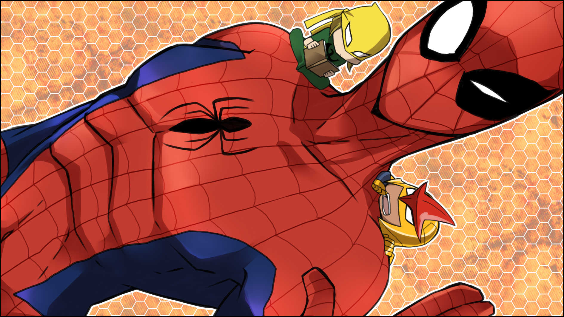 Spider-Man Wallpaper and Background Image | 1890x1063 | ID ...
