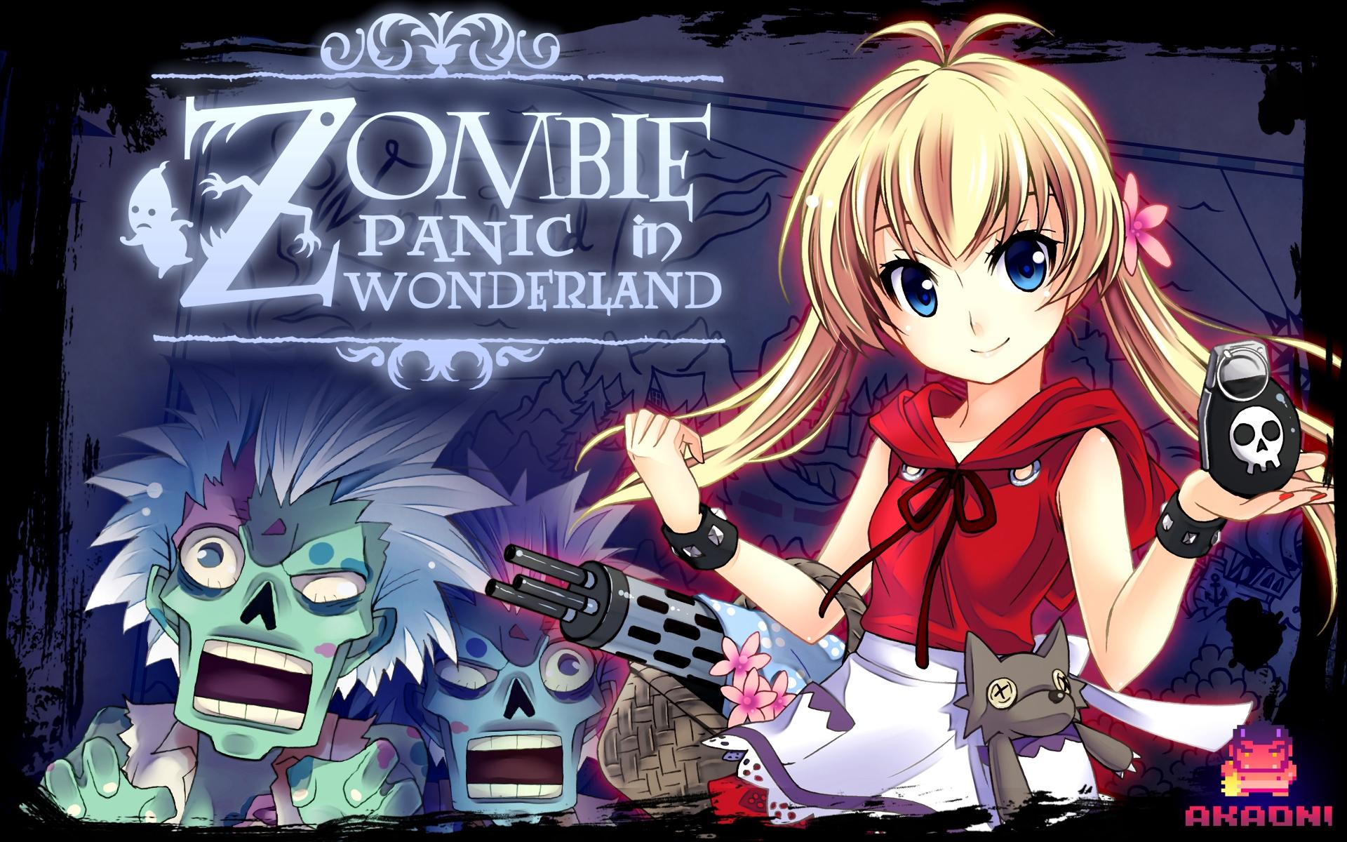Zombie Anime