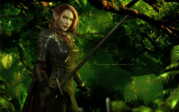 Fantasy - Women Warrior Wallpapers and Backgrounds ID : 276250
