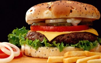 Food - Burger Wallpapers and Backgrounds ID : 276352