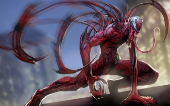 Комиксы - Carnage Wallpapers and Backgrounds ID : 27660