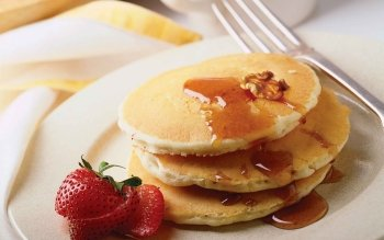 Food - Pancake Wallpapers and Backgrounds ID : 276822