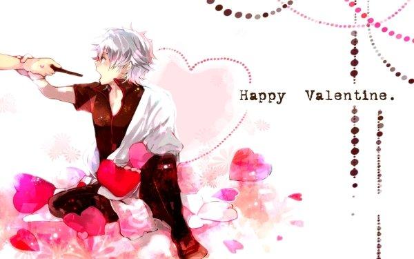 Día festivo Día de San Valentín Gintama Fondo de pantalla HD | Fondo de Escritorio