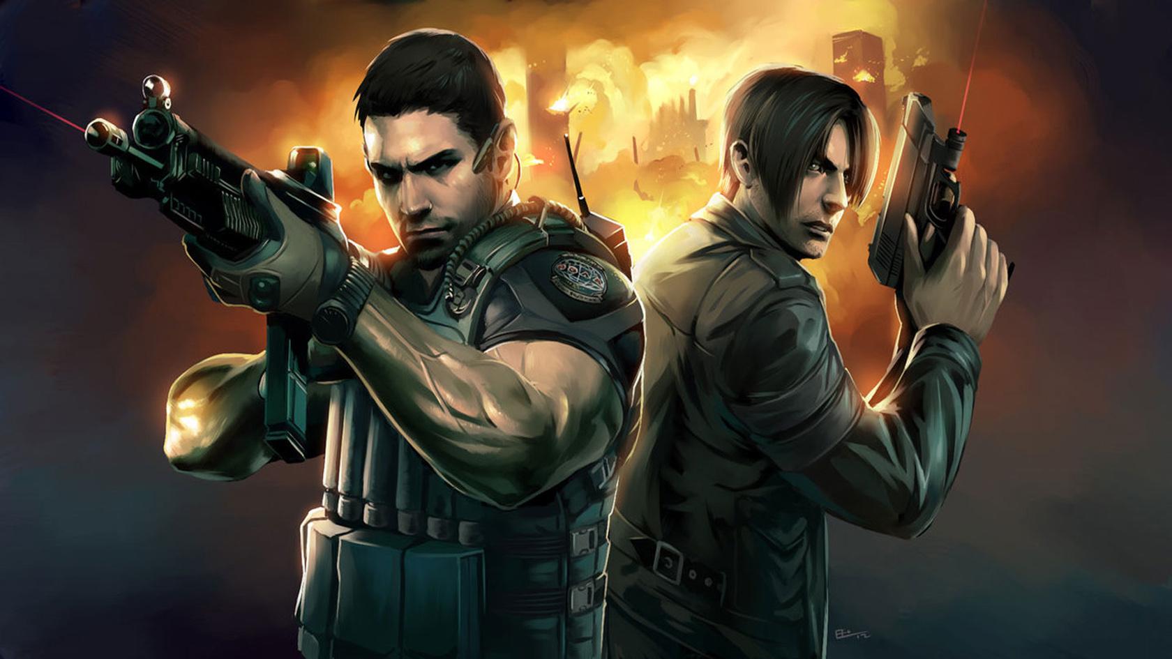 Релиз игры Resident Evil 6 состоится раньше. Категория. 17.04.2012