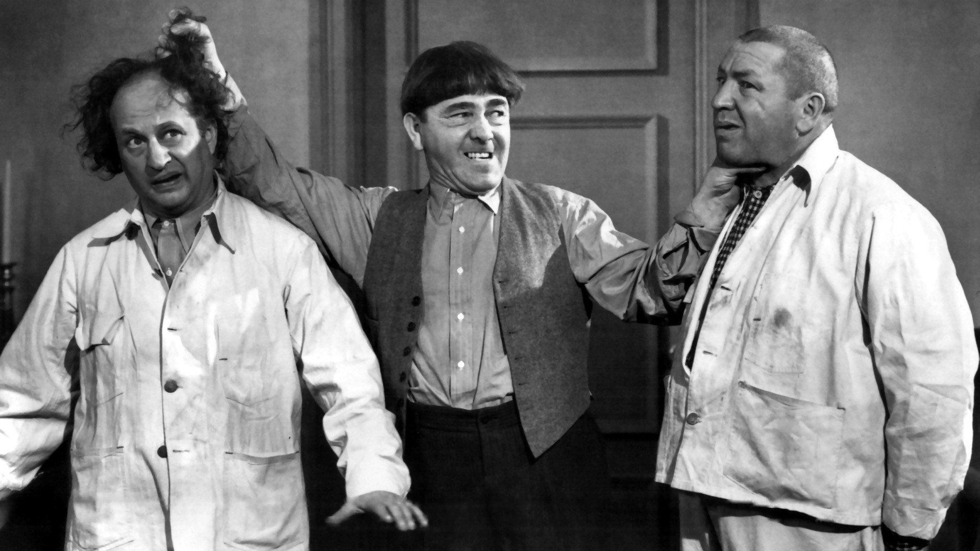 The Three Stooges Fondo De Pantalla Hd Fondo De Escritorio