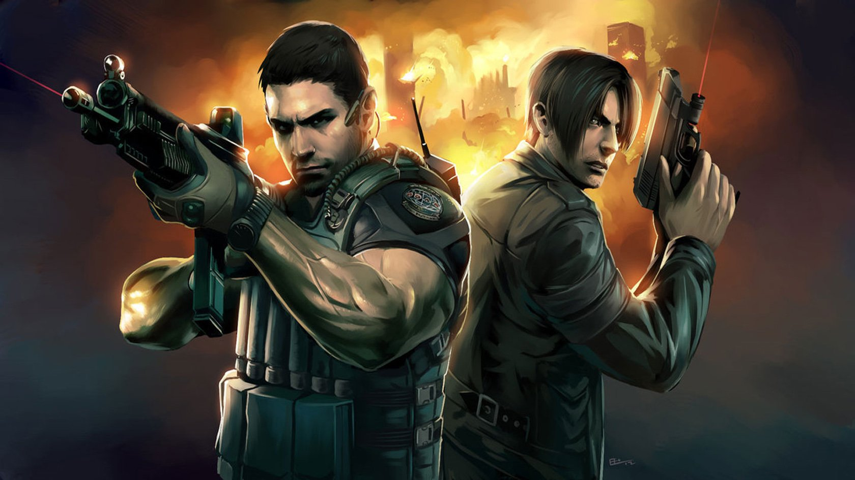 242 Resident Evil 6 Hd Wallpapers Background Images Wallpaper Abyss Page 4