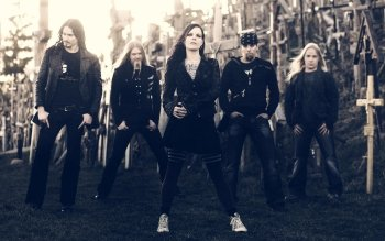 Music - Nightwish Wallpapers and Backgrounds ID : 277400