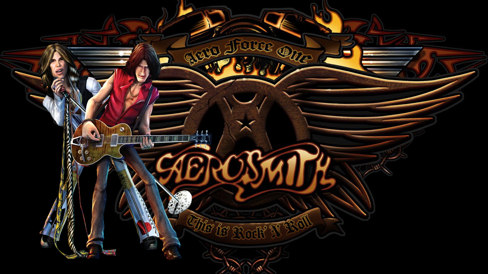 Aerosmith wallpaper download