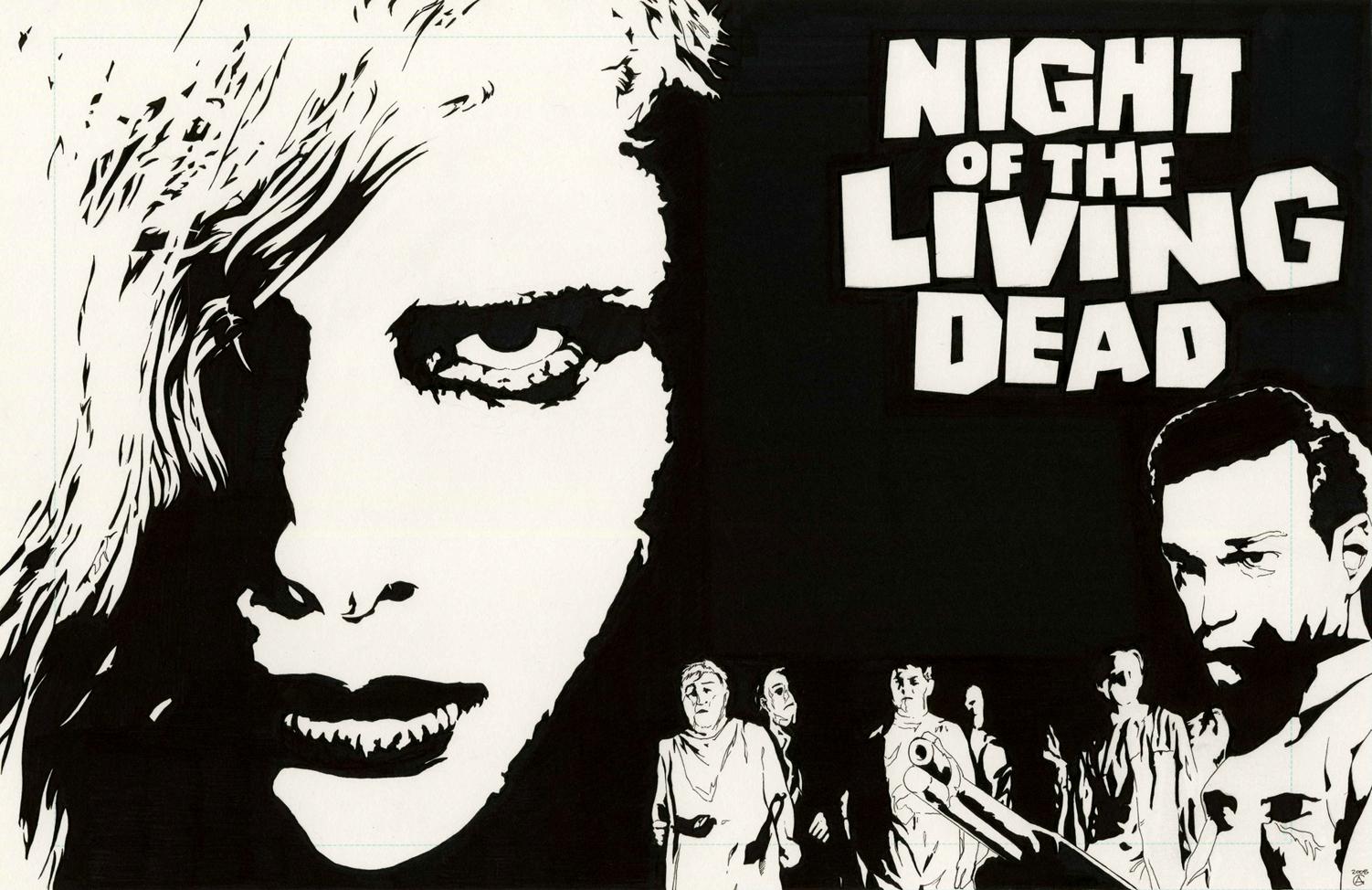 Night Of The Living Dead Fondo De Pantalla And Fondo De