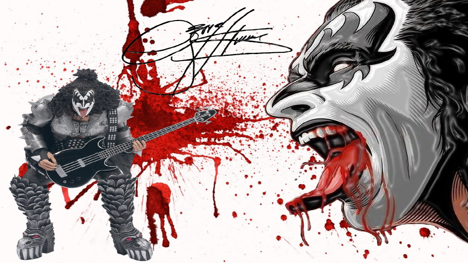 Gene Simmons Wallpaper And Background Image