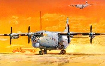 Preview Military - Antonov An-12 Art