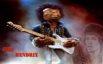 Music - Jimi Hendrix Wallpapers and Backgrounds ID : 278180