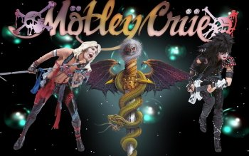 Music - Motley Crue Wallpapers and Backgrounds ID : 278192