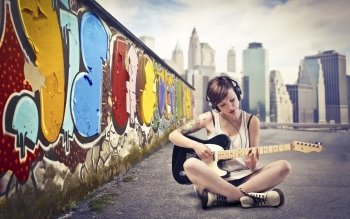 Musik - Gitar Wallpapers and Backgrounds ID : 278442