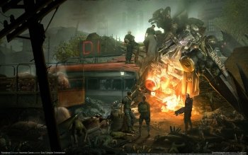 Video Game - Resistance: Fall Of Man Wallpapers and Backgrounds ID : 279110