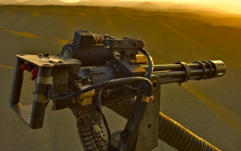 Weapons - Machine Gun Wallpapers and Backgrounds ID : 279942