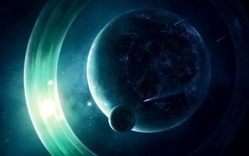 Sci Fi - Planets Wallpapers and Backgrounds ID : 279972