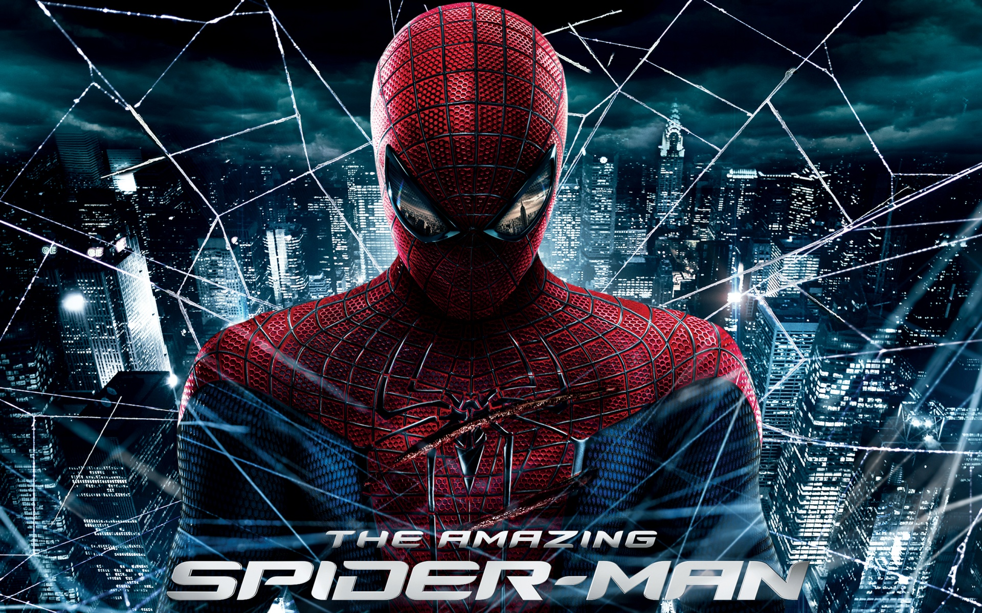 High Resolution Movie The Amazing Spiderman Wallpaper HD 5 Full ...