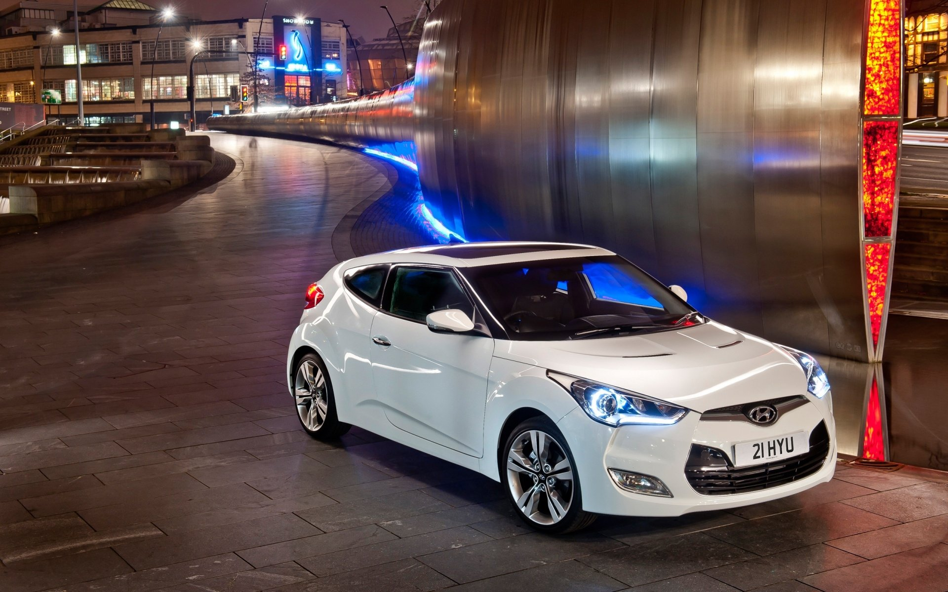 Hyundai Veloster Full Hd Fond D 233 Cran And Arri 232 Re Plan