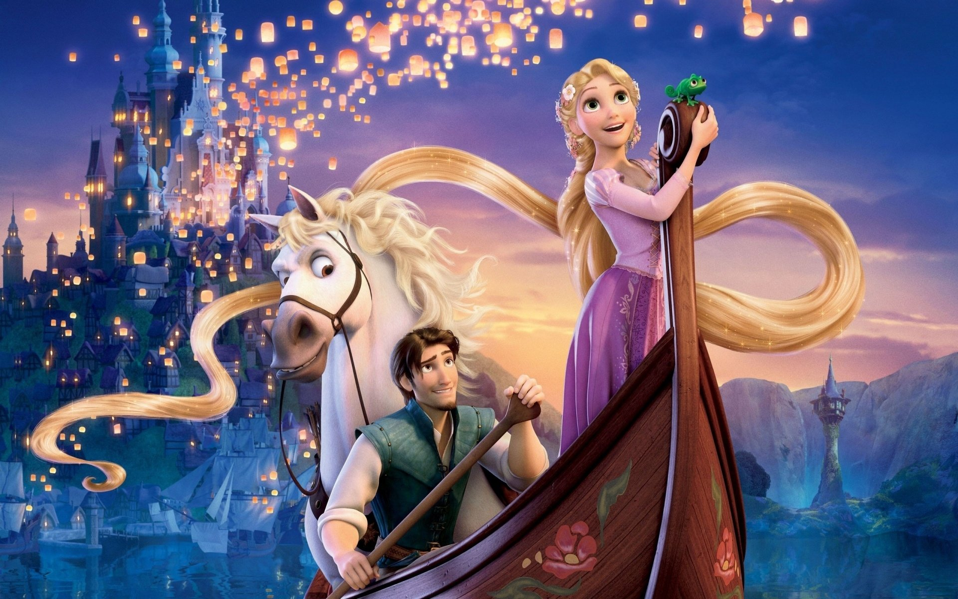 81 Tangled HD Wallpapers