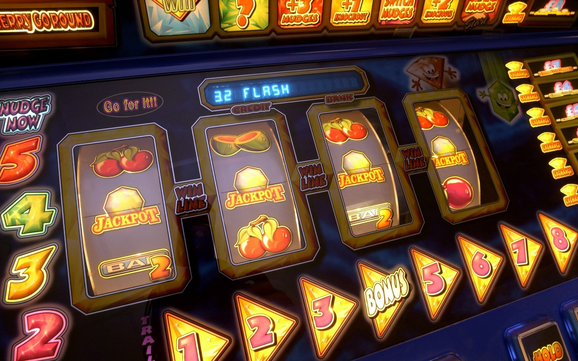 Casino HD Wallpaper | Background Image | 1920x1200