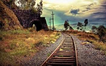 Man Made - Railroad Wallpapers and Backgrounds ID : 280410