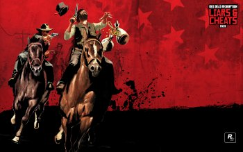 Computerspel - Red Dead Redemption Wallpapers and Backgrounds ID : 280852