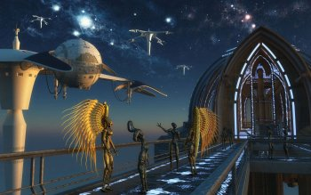 Science-Fiction - Andere Wallpapers and Backgrounds ID : 280892