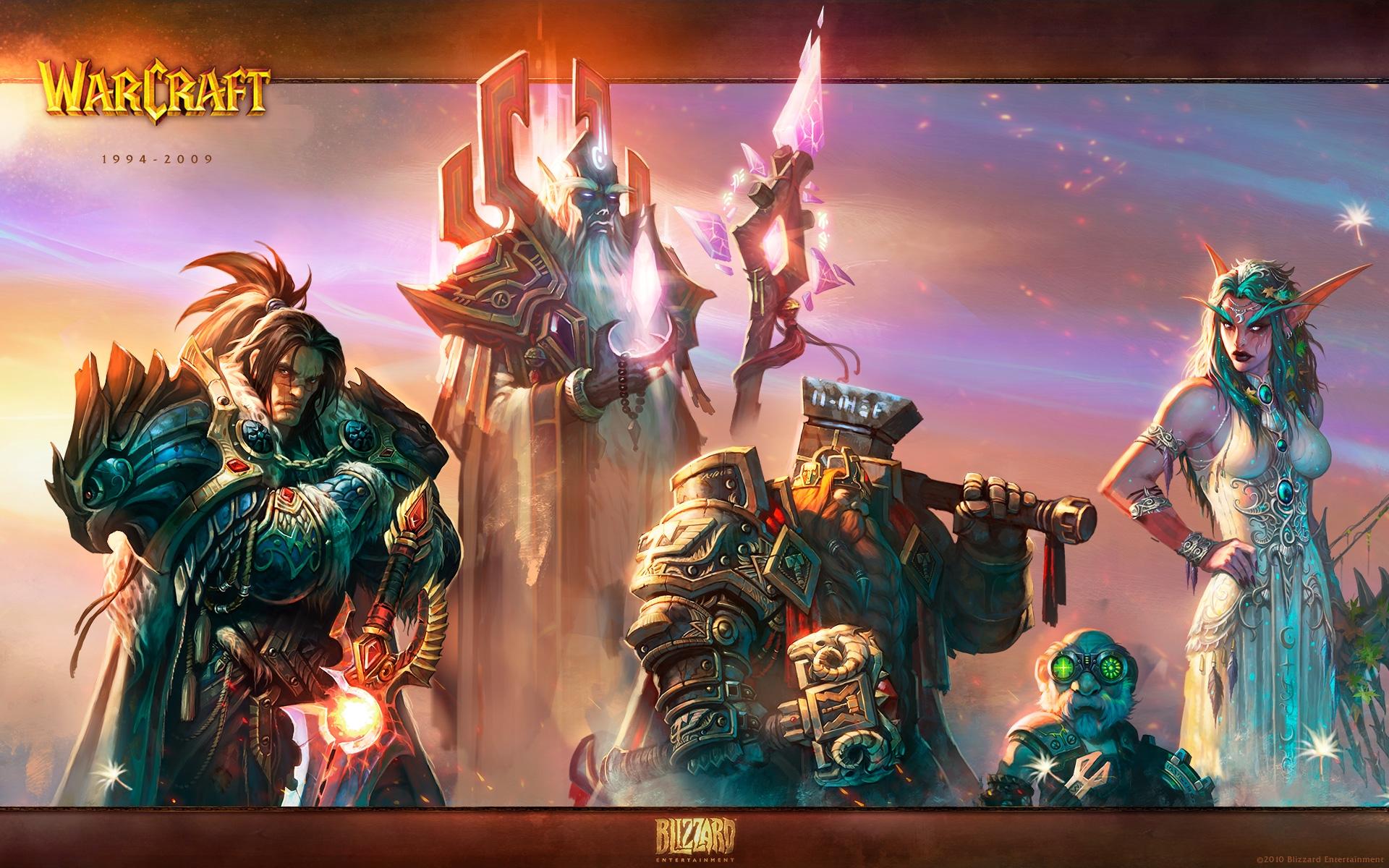 Video Game - World Of Warcraft Wallpaper