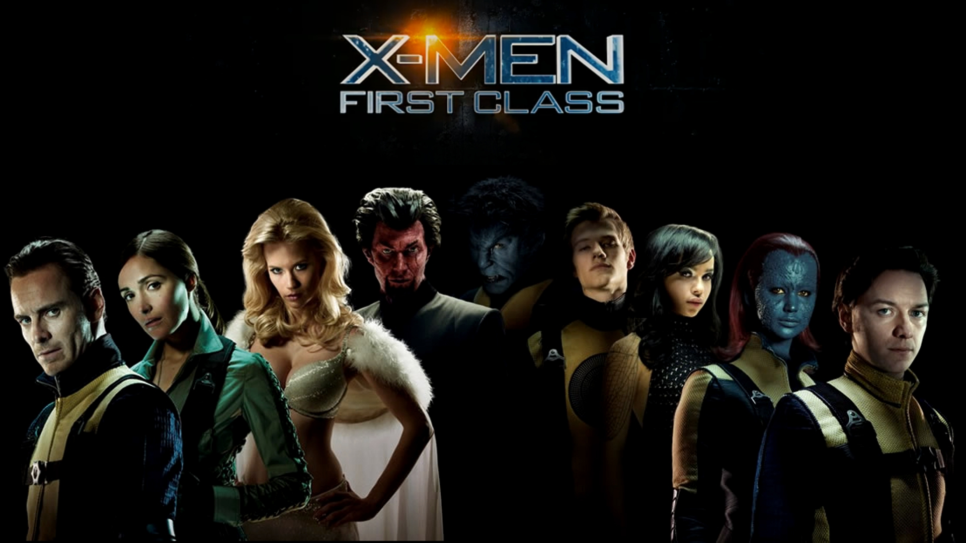 X Men First Class HD Wallpaper