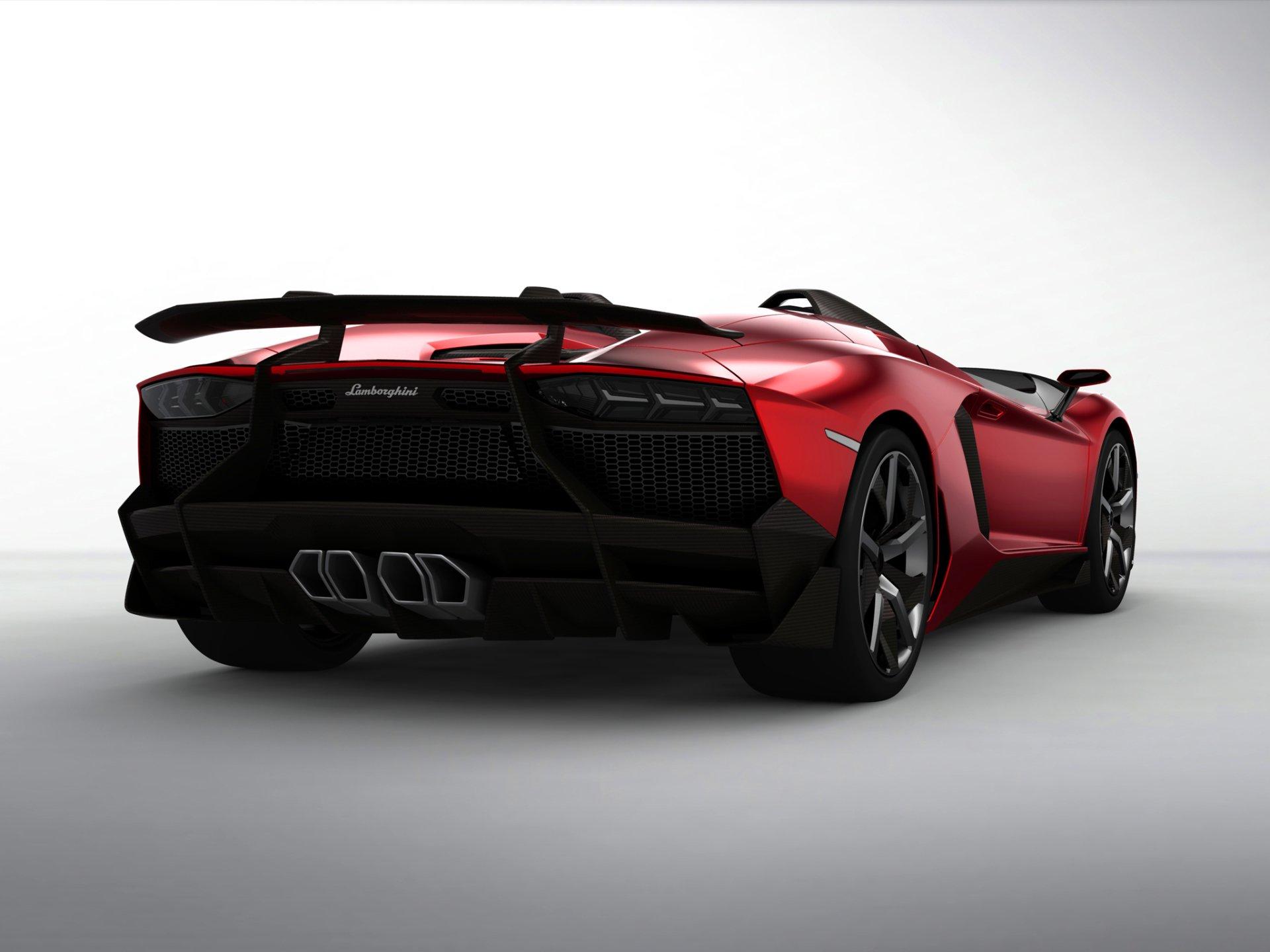 Lamborghini Aventador J '2012 HD Wallpaper | Background ...
